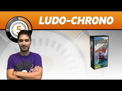 LudoChrono - 7 Wonders Armada