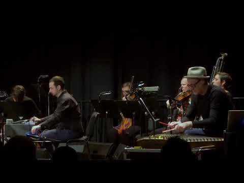 Kim Myhr with the Australian Art Orchestra - Live at Melbourne Jazz Festival