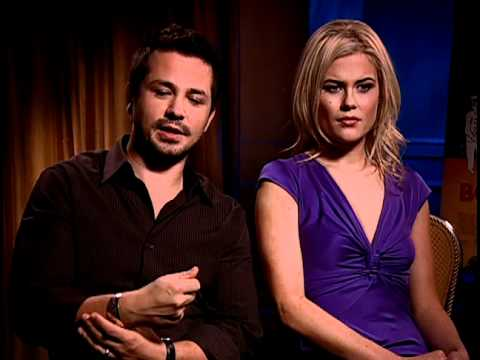 Bottle Shock  Exclusive: Freddy Rodriguez and Rachael Taylor