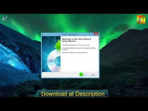 IObit Start Menu 8 4.5 + ключ для Windows 8, 8.1 и 10 - Скачать бесплатно