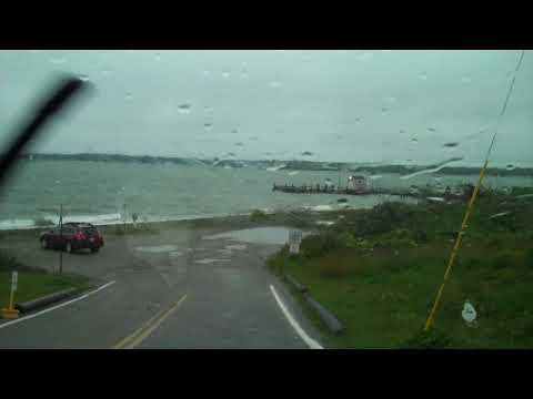 Big waves even for Narragansett Bay --9/20/17