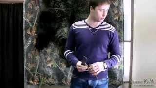 Тестирование ножа из алмазной стали ХВ5 «Муромец» видео(Тестирование ножа из алмазной стали ХВ5 «Муромец» видео, производитель Сёмин Ю.М., Ворсма., 2013-05-15T07:11:34.000Z)