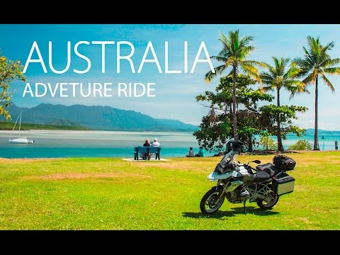 AUSTRALIA ADVENTURE RIDE | teaser |  13000 kms - 65 Days | BMW R1200 GS