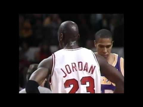 1991 NBA Finals GM2: Los Angeles Lakers @ Chicago Bulls