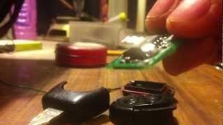 Reparacion de chip de llave remoto pointer