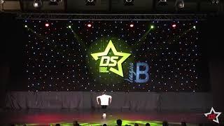 "RoundABOUT - Solo from Lisa ""I'm only human"" @ World Dance Masters 2017"