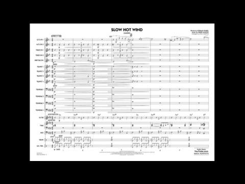 Slow Hot Wind Lujon  Henry Mancini & Norman Gimbelarr Paul Murtha