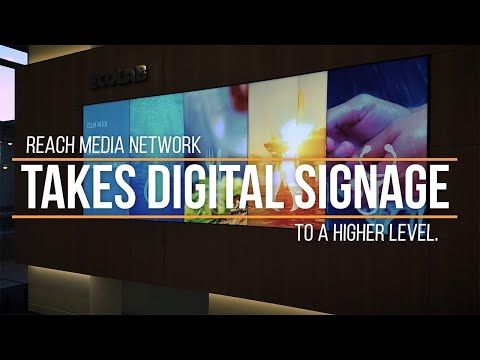 ASK REACH: What makes REACH's Digital Signage Software different?