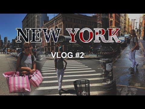 SOHO, LITLLE ITALY, CHINATOWN & MEER! | NY #2 || Mila Malina