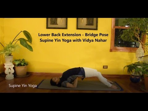 Supine Yin Yoga with Vidya Nahar - 75 Minute Practice for Limbering Hips