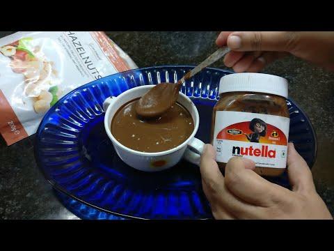 Nutella : Hazelnut Spread   Market Ke Products Ki Chhutti   Ab Ghar Par Bnae Pure Nutella