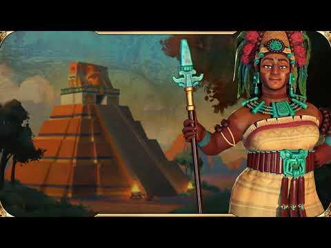Maya Theme - Atomic Civilization 6 OST  Rabinal Achi Xtoles Bolonchon