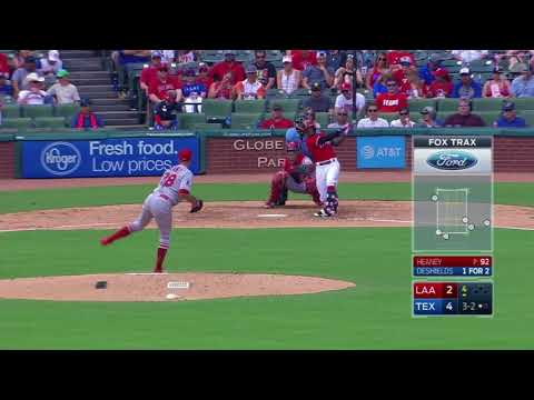 ALL 2017 Delino DeShields Jr. Home Runs