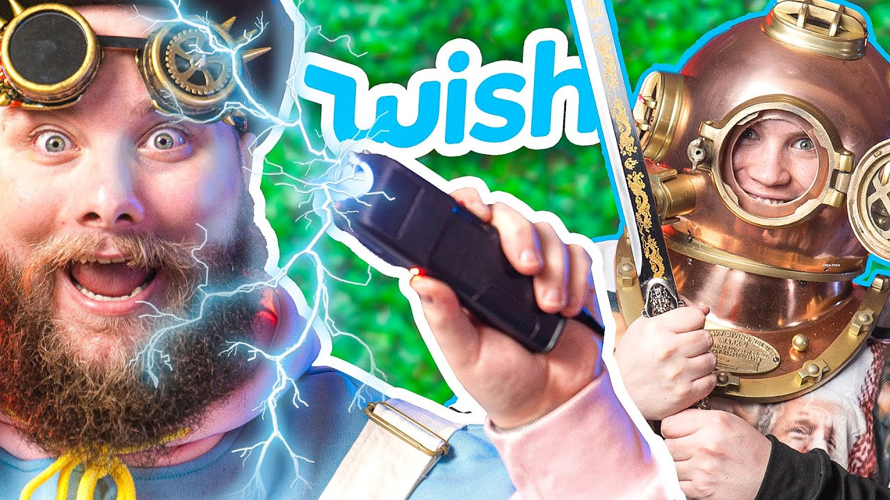 We Bought the MOST DANGEROUS Items on Wish