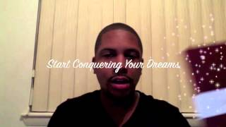 Conquer Anything You Want-David Anthony Carter
