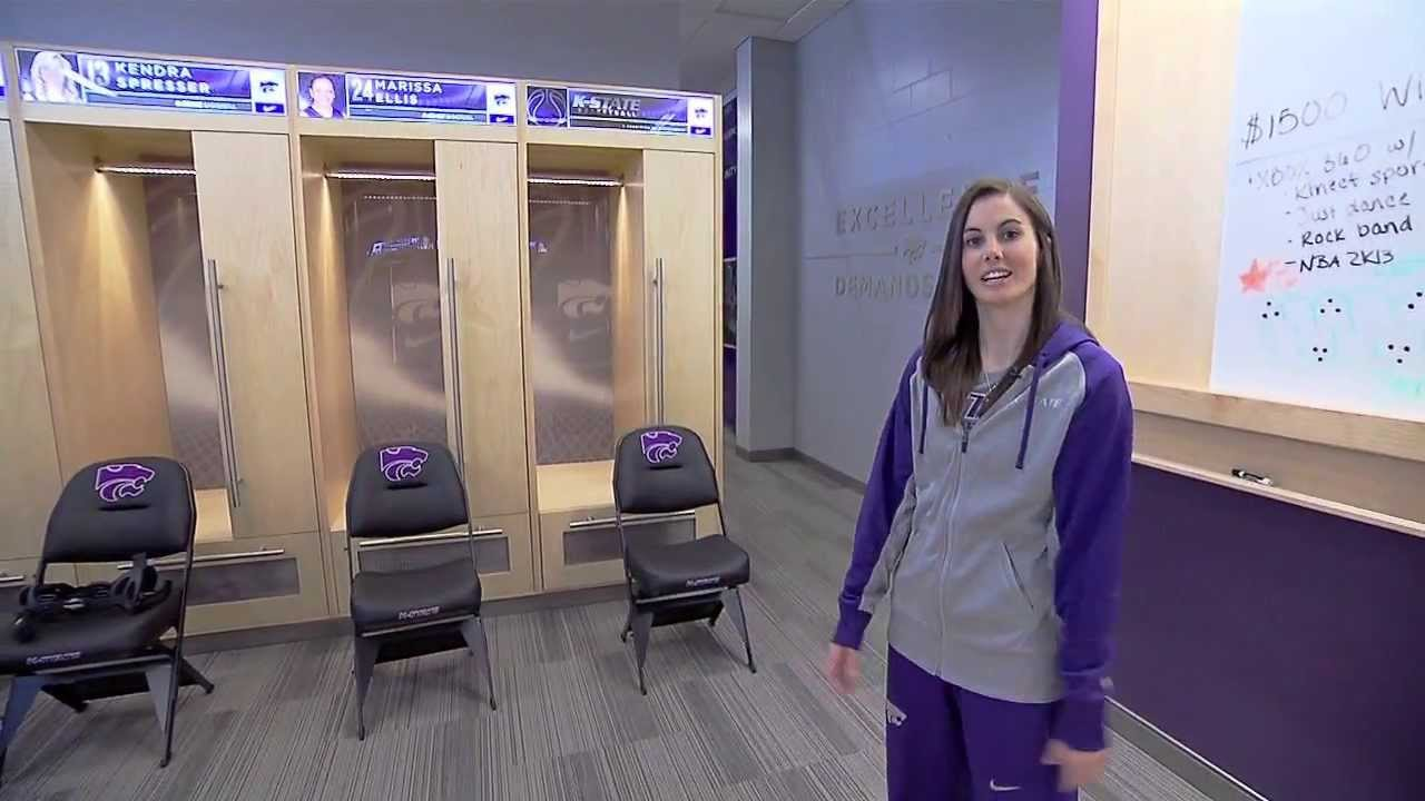 Basketball Training Facility Tour K State Basketball