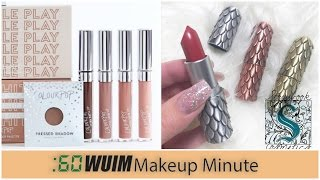 Makeup Minute   NEW Colour Pop Collection! + DRAGON LIPSTICKS! OMG!   What