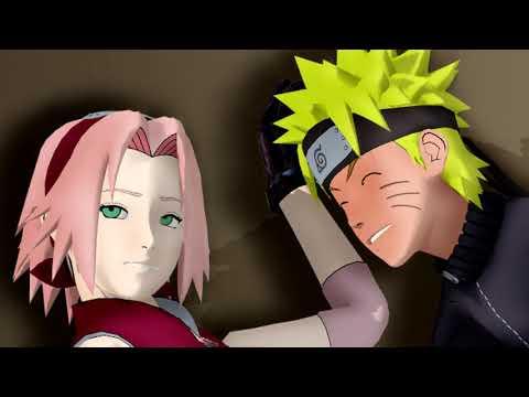 MMD Naruto X Sakura Haruno  X  Sasuke Uchiha ► Sexy Back