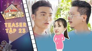 Gia đình sô - bít |Teaser tập 23: Bảo Nghĩa tức giận khi con gái Thiên Thanh bị sở khanh lừa có thai
