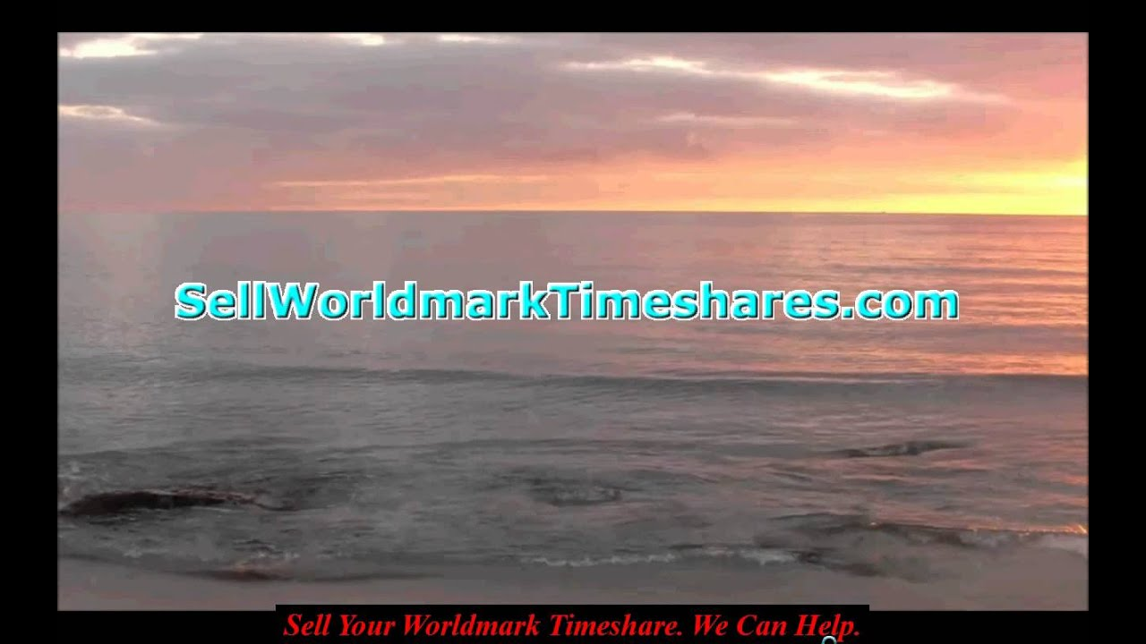 how to sell worldmark timeshare