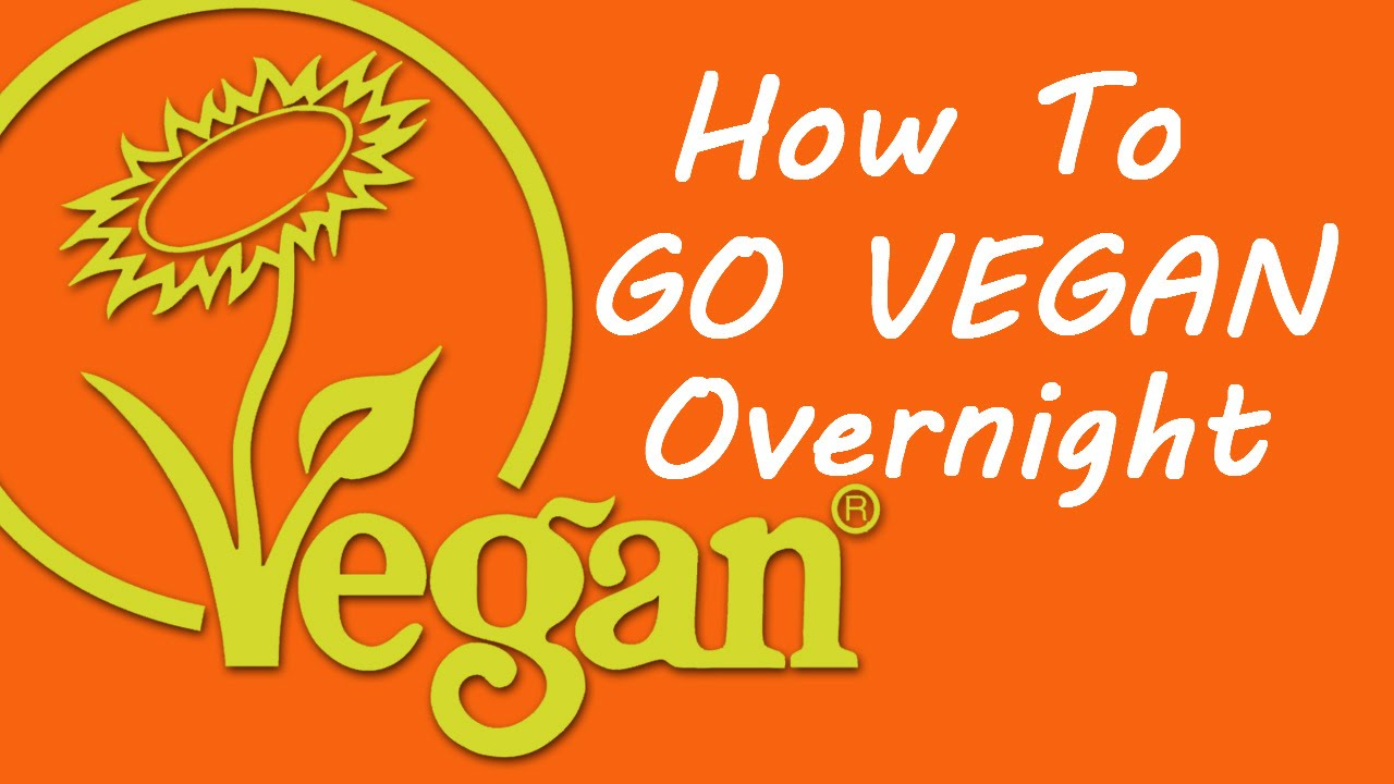 How To Go Vegan Overnight - Yo...