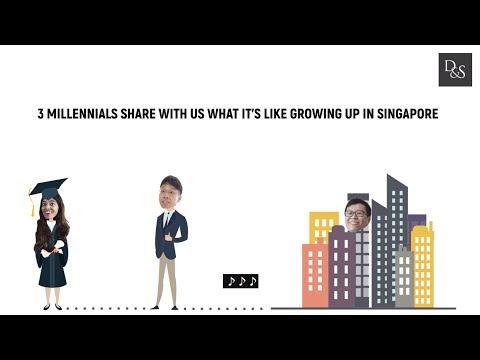 3 Millennials Share With Us What It's Like Growing Up In Singapore