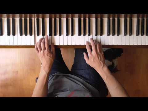 Hatikvah (Chordtime Jewish Favorites) [Intermediate Piano Tutorial]