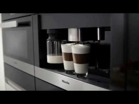 cafeteras miele con funci n onetouch for two youtube. Black Bedroom Furniture Sets. Home Design Ideas
