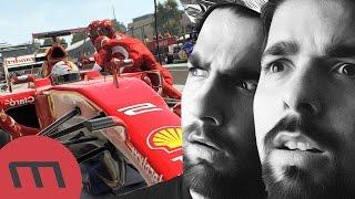 Long Play con F1 2015 - Gameplay ITA con gli Amendola Brothers