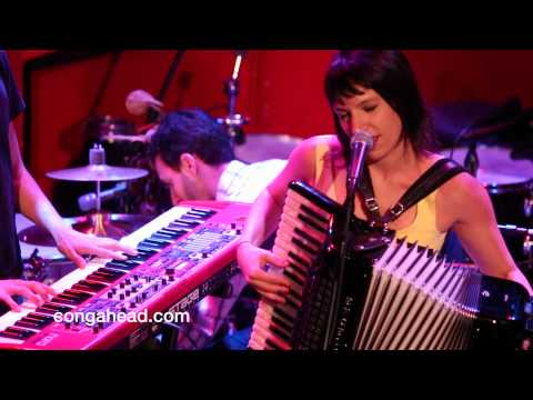 Banda Magda at Rockwood Music Hall-Amour T 'La.mov