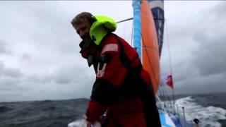 Vendée Globe - Jour 36: 15 décembre - Conditions difficiles dans les mers du Sud