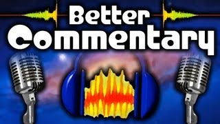 Video [TUTORIAL] Audacity Tutorial - How to make Good Commentary - How to Edit Video Game Commentaries download MP3, 3GP, MP4, WEBM, AVI, FLV Juli 2018