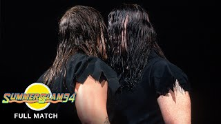 FULL MATCH - Undertaker vs. Undertaker: SummerSlam 1994
