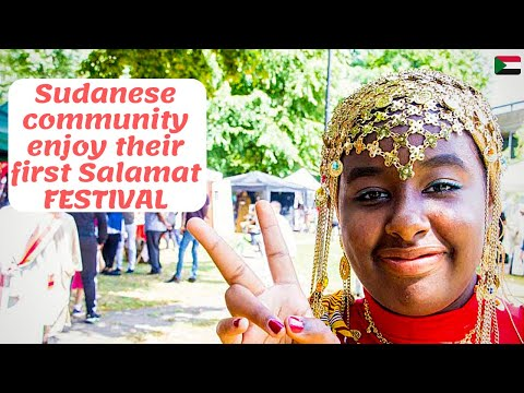 Sudanese community enjoy their first Salamat Festival