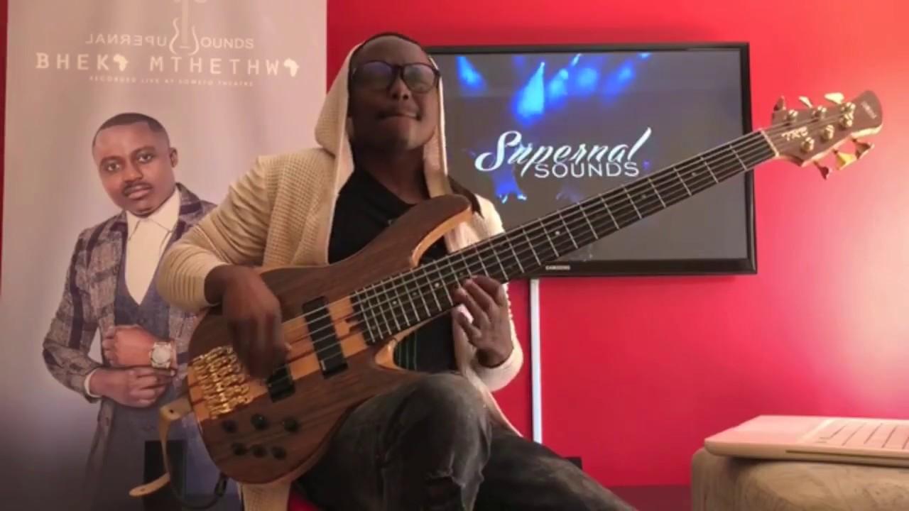 Bheka Mthethwa - Ngangingazi by Benjamin Dube - Bass Cover