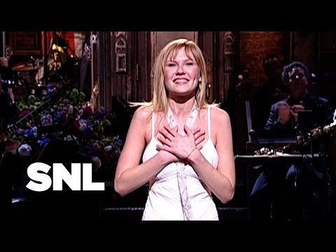 Kirsten Dunst Monologue - Saturday Night Live