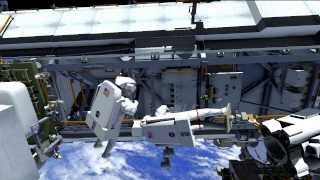 Station Spacewalks to Replace Pump Module