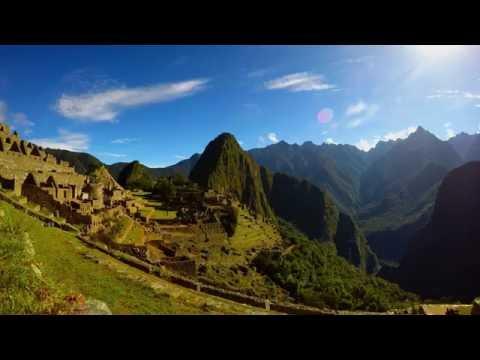 Peru in timelapse 4k - GoPro