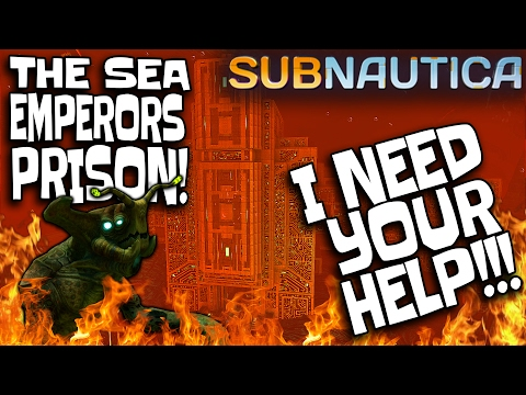 I NEED YOUR HELP!! | PRIMARY CONTAINMENT FACILITY | Sea Emperor Prison | Subnautica
