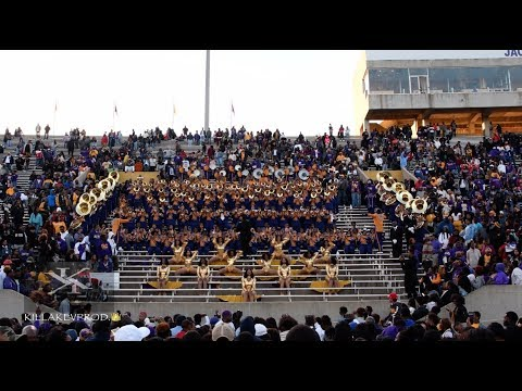 Jackson Vs Alcorn State University - 5th Quarter - Soul Bowl 2018 |4K|