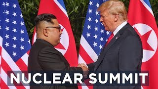 The BIZARRE World of the TRUMP-KIM Summit