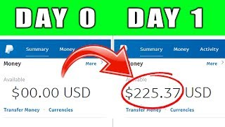 EASY Paypal Money ($200+ In 5 Minutes a Day)