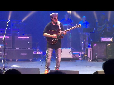 The Meters - What the people say - 50th anniversary Orpheum Theatre, NOLA 04/30/2017