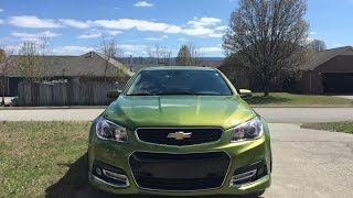 650hp chevy ss road trip - part 1