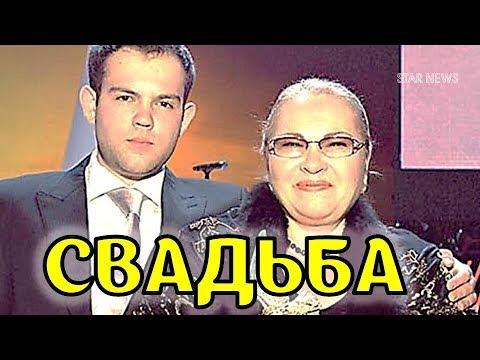 Российская актриса Нина Усатова тайно женила единственного сына