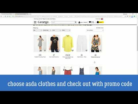Buy Direct At ASDA  With Promotional Code On Discountsexpert.co.uk