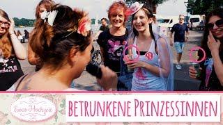 JGA Teil 3: Betrunkene Prinzessinnen und spritzende Penisse - Janinas Junggesellinnenabschied