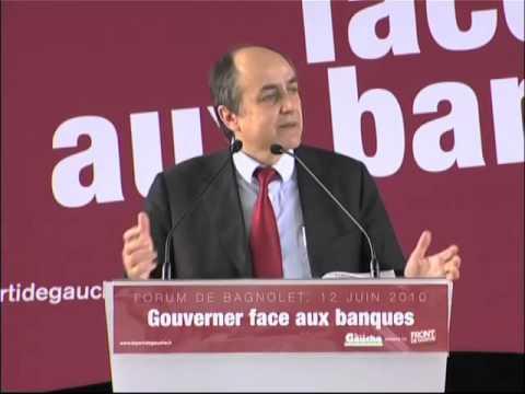 Jacques Généreux Gouverner face aux banques