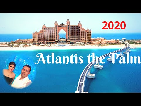 Atlantis The Palm Dubai || Latest Hotel Tour With The Beach