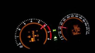 Toyota Auris 1.33 Dual VVT-i acceleration 0-100